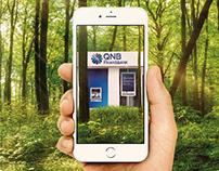 QNB Mobile App Ad