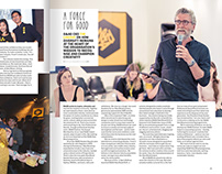 D&AD New Blood - Creative Review supplement