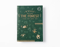 THE FOREST - HYGGE - Booklet