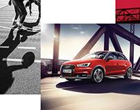 Audi A1 accessories