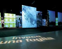 Installation-Invece una foglia-Triennale Design Museum