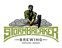 Storm Breaker Brewing Logo