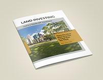 Land Investing ebook/ booklet/catalog/whitepaper