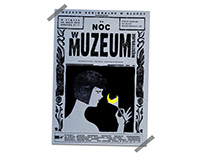 Night at the Museum visual identity – 2012