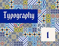 Typography #1