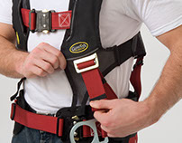 Guardian Fall: Premium Edge Series Construction Harness