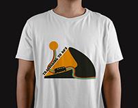 80's ~ T-shirt design project.
