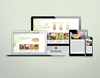 CRYSTAL BAR - Web design, graphic and trademark