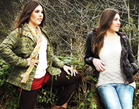 Lookbook Paula y Carmen