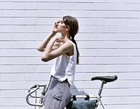 Biking Bags by Eszter Tóth