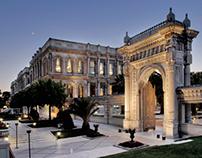 Ciragan Palace Kempinski Istanbul Video