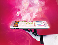 Mecca Bingo iPad App Launch