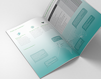 Corporate and Products brochures