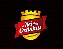 REBRAND- O Rei das Coxinhas