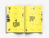 DAVID GILMOUR | Fanzine - Tipografía 2 Longinotti