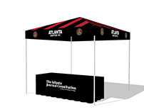 Atlanta United Event Tent