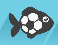 Logo design for GoalFish