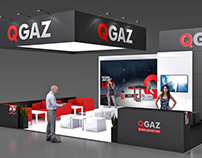 QGAZ - EXHIBITION DESIGN