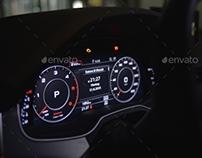 Virtual Car Cockpit 1 (Audi Q7)