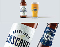Cervejaria Cascavel / Identidade Visual