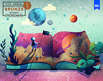 Serbin Creative + Directory of Illustration