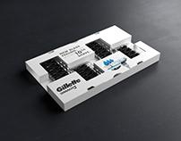 Gillette - Pack Visualization CGI