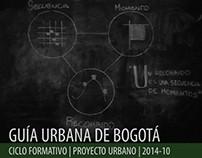 2014.10_Proyecto Urbano_Guía Urbana de Bogotá