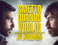 Smetto Quando Voglio Ad Honorem (2017)