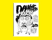 Universal punk poster