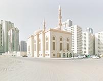 Street views of Dubai