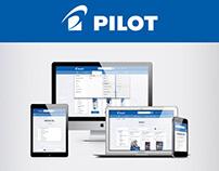 Webdesign et développement Pilot Extranet