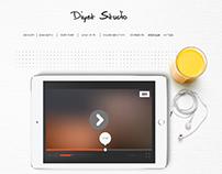 Diyet Studio | Web Design