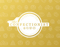 The Confectionist - Branding