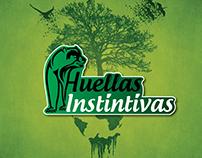 Logotipe: Huellas Instintivas