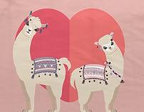 Llama and Alpaca with love
