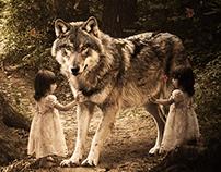 Enfants Du loup