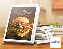 Edelnor / Libro Gastronómico