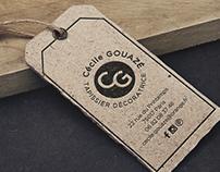 CG. Tapissier Décorateur - personal branding