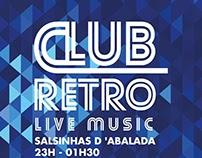 FLYERS - CLUB RETRO 2013