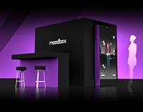 Moodbox - une expérience de magasinage interactif.