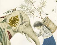 Viaggio Illustrazione per Ed Crunch