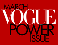 Vogue Presentation Design
