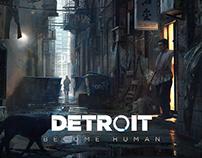 Concept Art - Detroit: Become Human
