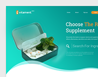 Vitament website