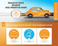 Mauritius Union Group website