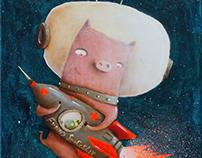 Space pig II
