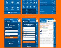 Site versão mobile LojadoMecanico