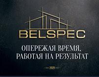Presentation for construction company