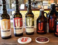 Urban Tree Cidery - Branding & Interior Design