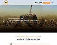 Yoga Vidya School Website